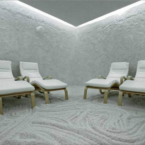 Buono regalo ingresso spa e stanza del sale